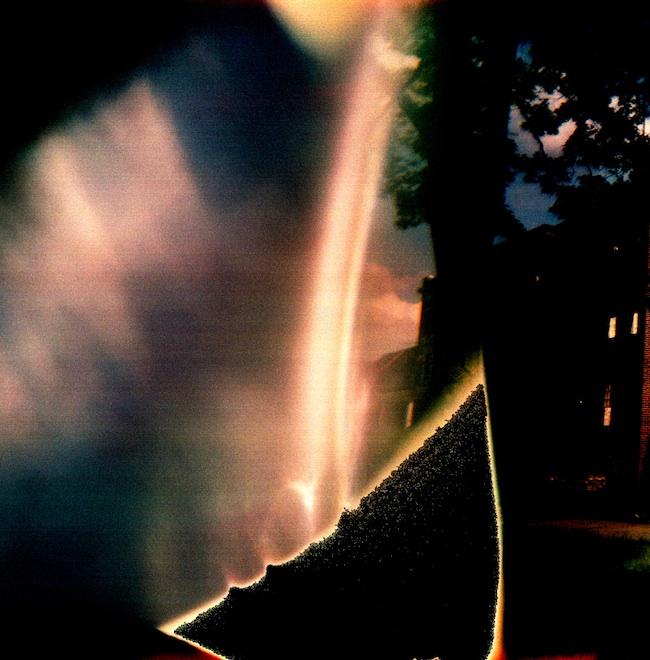 "Leo Hylan Title: Night  Medium: Digitally Enhanced Holga Photography  Size: 16""x16"""
