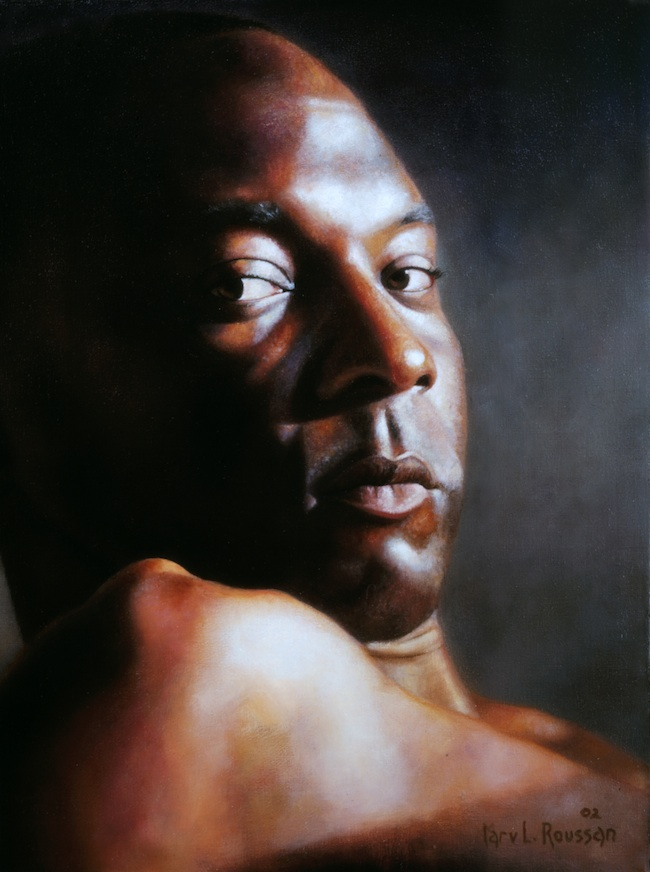 Title: Anderson Medium: Oil on Canvas Size: 14 x 17