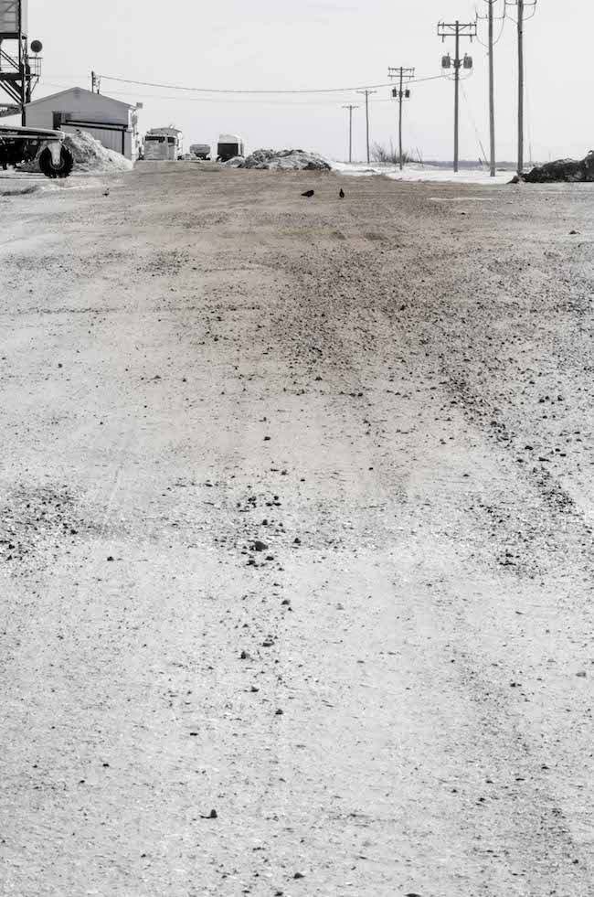 Title:The Best Gravel Lot In Town Medium:Photography Size:10 in by 14 in