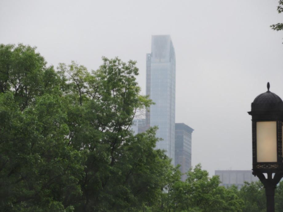 Title:Foggy New York Medium:photography Size:22x36