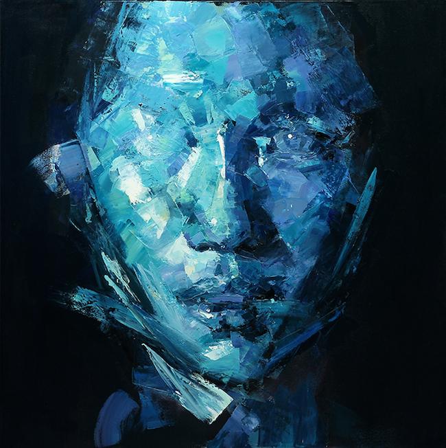 "Title:Unknown Medium:Oil on Canvas Size:36""x36"""