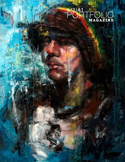 Portraits Issue cover