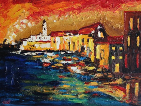 Title:Acrylic MSC 231 Medium:Acrylic on canvas Size:47.2 x 35.4 in