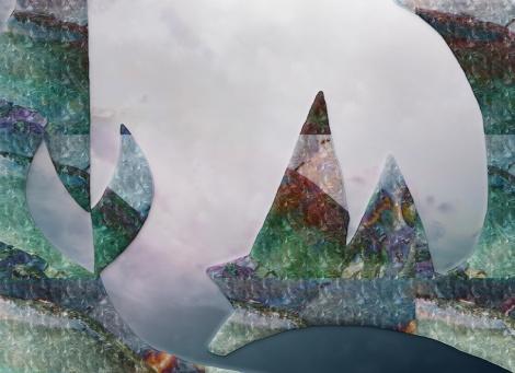 Title:Planetary Seascape Medium:Metal Print Size:24x16