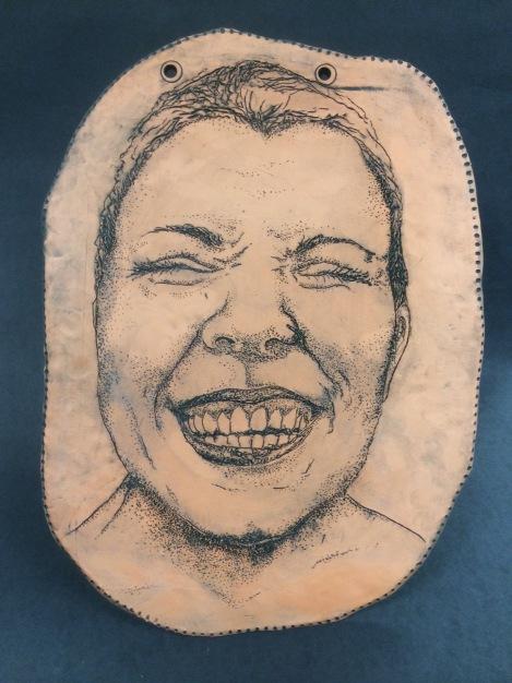 "Title Joy Medium Ceramic Size 13"" x 7"""