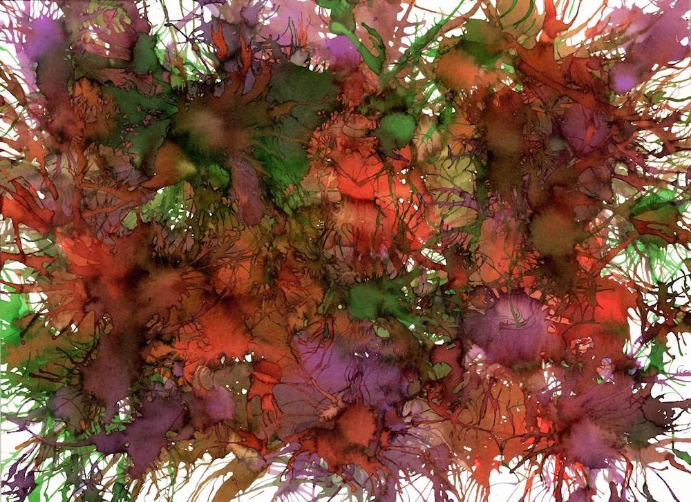 Title: Autumn Harvest Medium: watercolor Size: 11x14