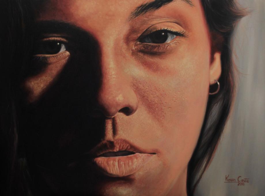 Title:Innocence Medium:Oil Size:60x80 cm (23,6 x 31,5 in)