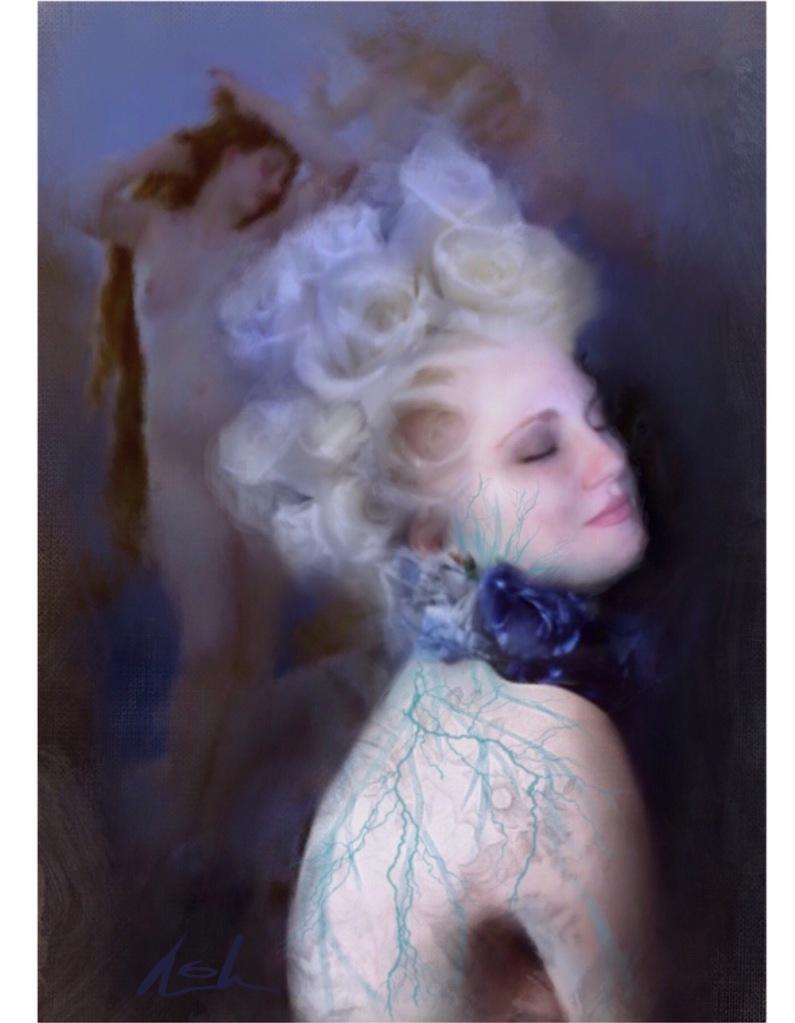 Title:Intra-venus Medium:Digital painting Size:2 MB